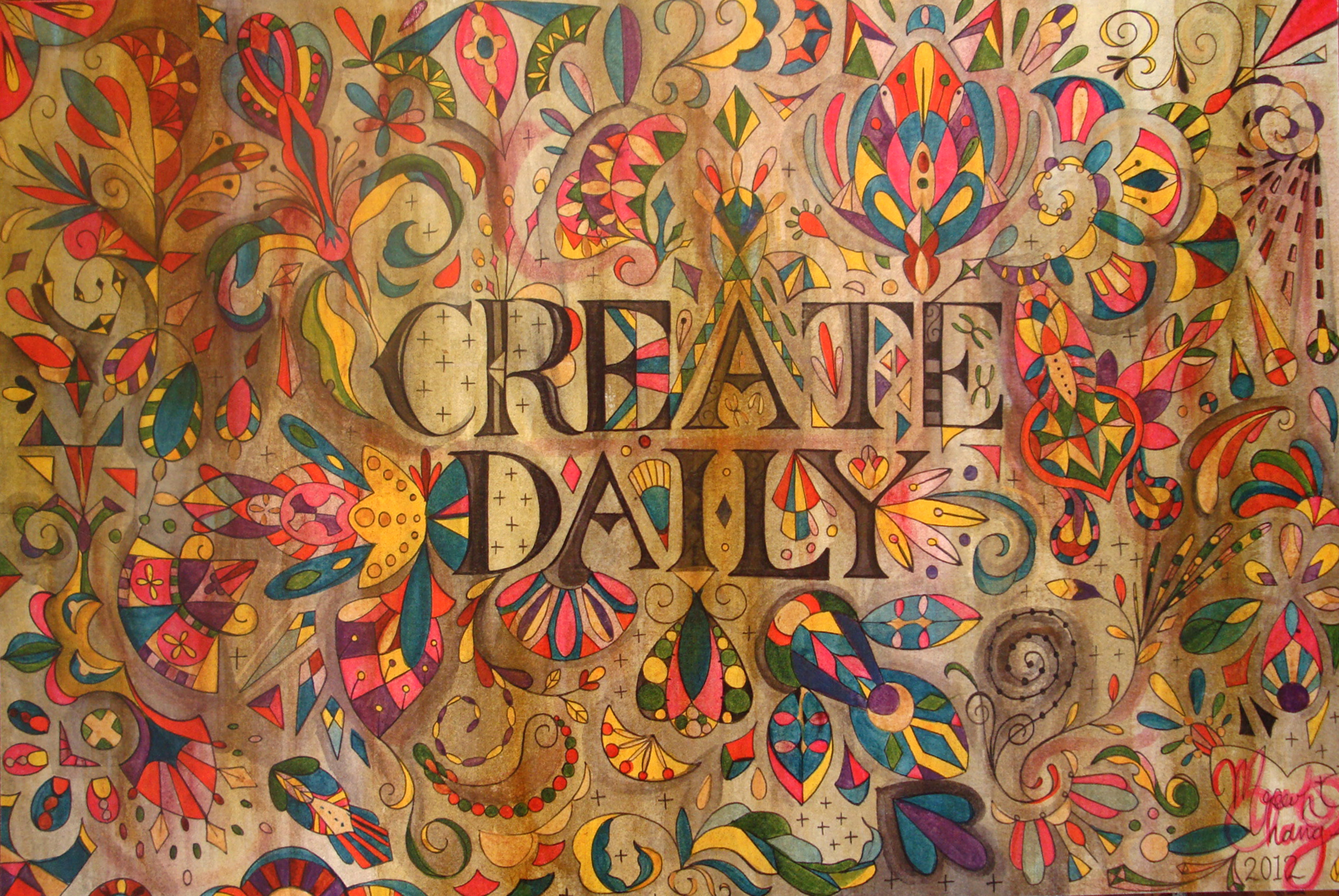 createdaily